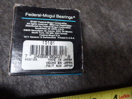 Federal Mogul 15101 Taper Bearing Cone New image 2