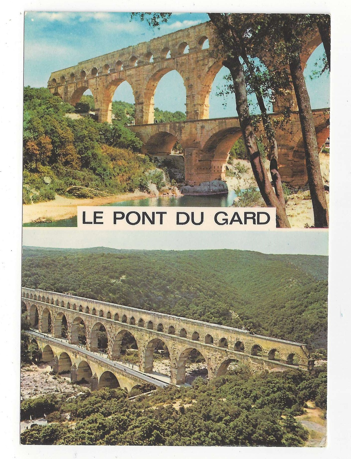 an introduction to the pont du gard a roman aqueduct Throughout the ancient world, aqueducts were like flags of stone that heralded the greatness of rome a visit to the pont du gard (the most famous and impressive surviving roman aqueduct, near.