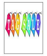 Tag Sale-Digital Download-ClipArt-ArtClip-Digital - $4.00