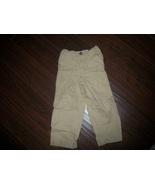 Boys Baby Gap Khaki Pants Size 4 Adjustable Waist - $3.50