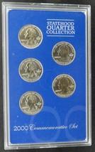 2000 Statehood Quarter Collection Commemorative Set - $7.50