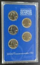 2004 Statehood Quarter Collection Commemorative Set - $7.50