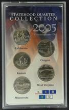 2005 Statehood Quarter Collection Commemorative Set - $7.50