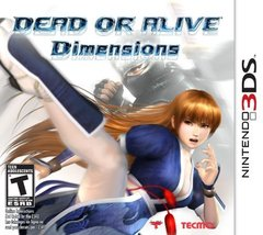 Dead or Alive Dimensions [video game] - $16.57