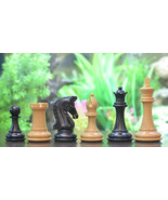The Black Jack Series (Sinquefield Cup 2014) Chess Set in Ebony Wood & B... - $288.99