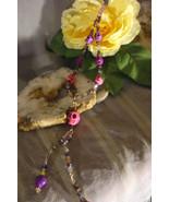 Unique skull necklace  - $33.00