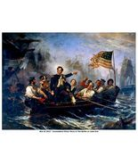 """WAR of 1812, ""BATTLE OF LAKE ERIE""  13 x 10 inch Fine Art  GICLEE CANVA... - $19.95"