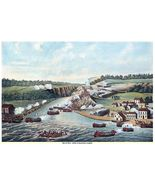 "WAR of 1812, ""Battle of Queenston Heights"", 13... - $19.95"