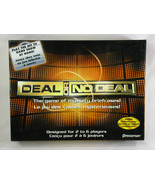 Deal or No Deal Board Game 2006 Pressman 100% Complete Excellent - $12.82