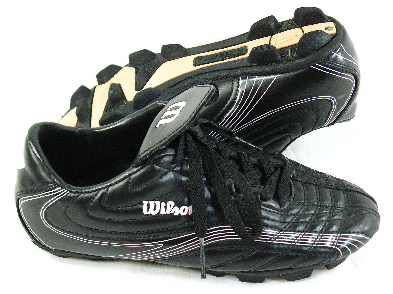 ea84f64b4f7 Wilson Soccer Cleats Youth Girls Size 5 US and 50 similar items