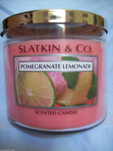 Bath & Body Works Slatkin & Co. Pomegrante Lemonade Scented Candle 14.5 ... - €52,84 EUR
