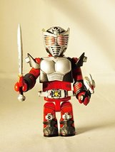 Medicom Toy KUBRICK Kamen Rider Ryuki Dragon Knight Ryuki Red Color figure - $26.99