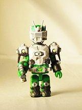 Medicom Toy KUBRICK Kamen Rider Ryuki Dragon Knight Zolda Green Color figure - $23.39
