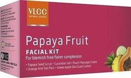 VLCC Papaya Fruit Facial Kit (Set of 2) [Health and Beauty] - $23.85