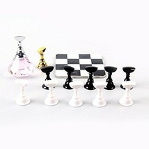 BQAN 1 Set Nail Tips Practice Stand Magnetic Stuck Crystal Holder (style-2) - $14.99
