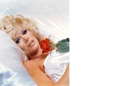 Connie Stevens Rose Vintage 8X10 Color Movie Memorabilia Photo - $4.99