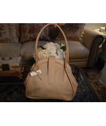 Deere Colhoun 'Jessie' Frame Bag in Beige Snake  - $149.50