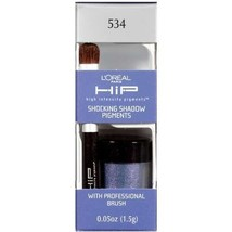 L'Oreal HiP Shocking Shadow Pigments, Valiant - $8.36
