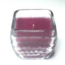 Partylite Raspberry & Thyme Fusion 8 oz Glass Jar Candle G08282 NEW - $24.74