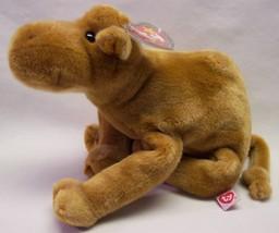 "TY Beanie Buddy SOFT HUMPHREY THE CAMEL 11"" Plush STUFFED ANIMAL Toy NEW - $24.74"