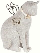 Faithful Angel Cat Figurine - $24.32