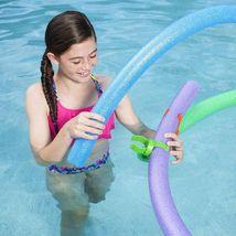 SwimWays Pool Noodle LYNX Links Connectors Pool Toys 6-pack Playset NIP image 3