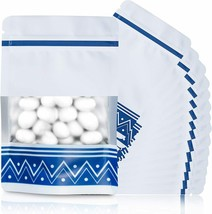 """50-pack Mylar Ziplock Storage Bags Pack 8.5""""x10"""""""", 0.15mm Thickness Smell Proof - $24.00"""