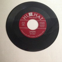 RARE 45 RPM Vinyl Record Joe Leahy Bluebird Waltz & Sunshine Hi-Hat Reco... - $36.88