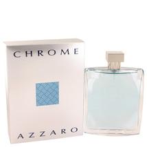 Azzaro Chrome Cologne 6.8 Oz Eau De Toilette Spray image 6