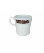 Mug Milk Glass Vintage Original Pyrex Glassware | jewelrybubble - $30.00