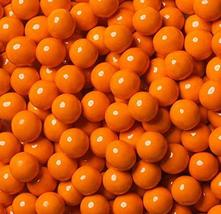 Sixlets Orange -1 Lbs - $7.85
