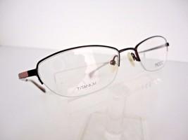 MODO TITANIUM Mod. 604 (BRWN) Brown 50 x 17 140 mm Eyeglass Frames - $24.70