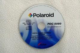 CD-ROM ONLY Polaroid PDC 508p Digital Camera Software Windows Mac - $9.46