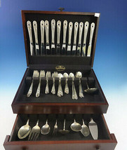 Spring Glory by International Sterling Silver Flatware Service 12 Set 69 Pieces - $3,650.00