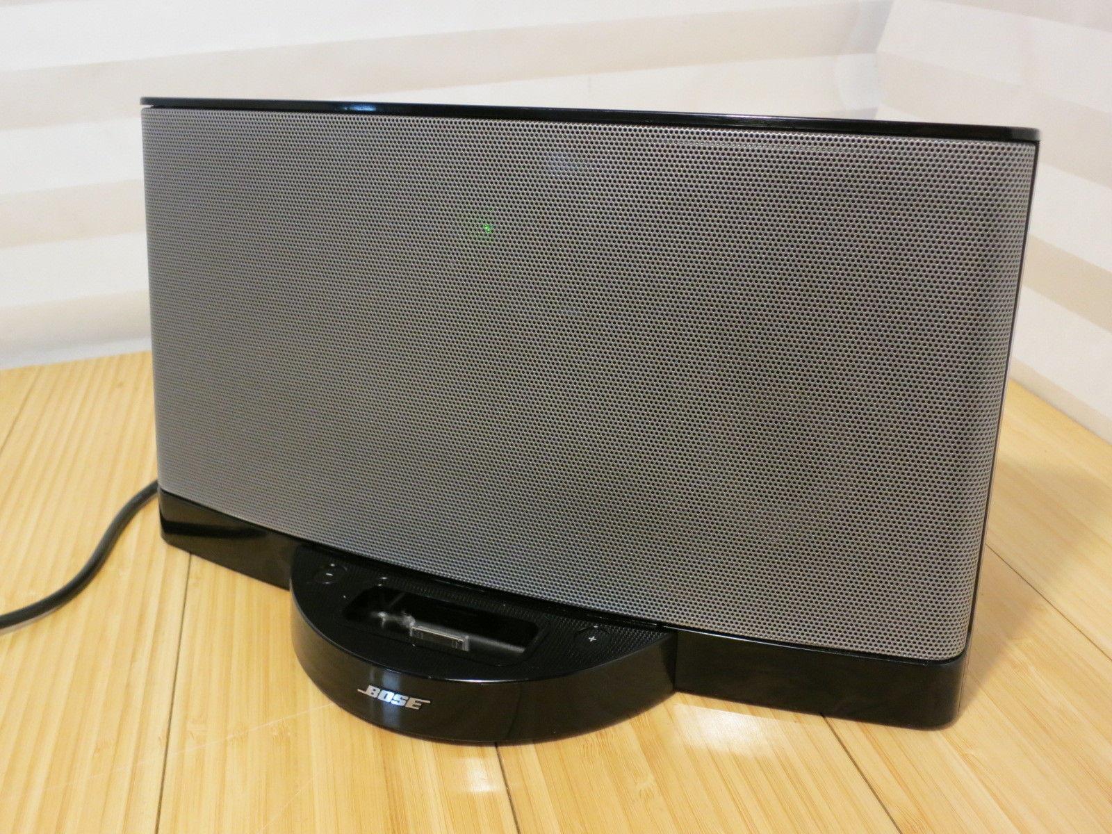 Bose SoundDock II Digital Music System Dock and 50 similar items