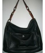 COACH CHELSEA Leather Turn Lock Key Shoulder Bag Purse #10132 + Dust Bag - $79.00