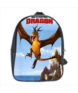 School bag 3 sizes train dragon  - $39.00+