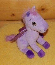 "Disney Sofia the First Princess Plush 9"" MINIMUS Flying Horse Purple Pegasus - $5.79"
