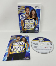 Biggest Loser Challenge (Nintendo Wii, 2010) - Case, Manual, Disc - Rated E - $5.89