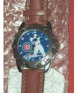 NOS 1998 Sammy Sosa MLB Chicago Cubs HOME RUN HERO Leather Band Wrist Wa... - $24.73