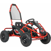MotoTec Mud Monster 98cc 4-Stroke Kids Off the Road Go Kart Age 13+ Up to 25 MPH image 12