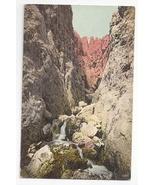 Austria Tirol Barenloch am weg zur Roterdspitze Vintage Postcard - $6.99