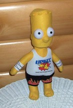 "Bart Simpson 15"" Ultimate Punch Kick Championship UPKCC Fighter Trouble ... - $6.95"