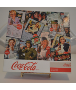 Coca-Cola Dates to Remember 1000 Piece Puzzle Complete - $19.95