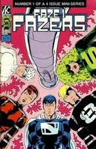 Faze 1 Fazers #1 (Ac Comics, 1986) - $1.00