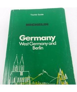 1984 Michelin Tyre Public Limited Company Germany Tour Guide 6th Edition... - $17.72