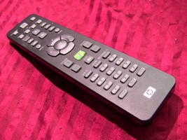 HP 5069-8344 Media Center IR Remote Control - WINDOWS-Tested And Works - $8.00