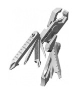 Multi Function Tool Set Survival Keychain 19-in-One Folding Camping Grea... - $24.99