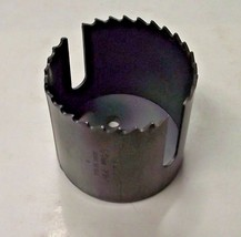 Vermont American 18347 2-1/2'' Black Fast Bi-Metal Hole Saw USA - $4.95