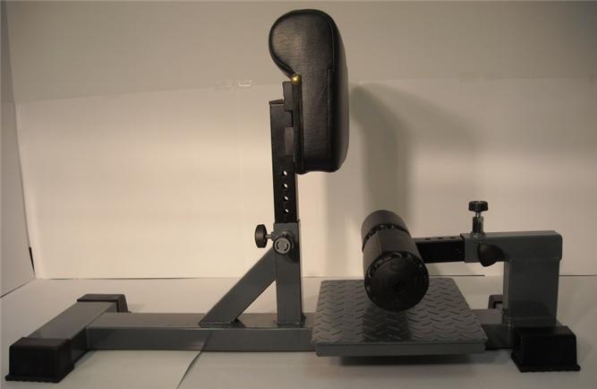 pro sissy squat machine